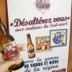 Promo for the Pin-up's drinks