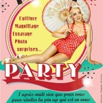 Poster of  the Pin-up Party