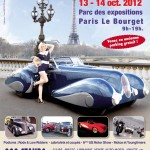 Poster of  the big auto fair Automédon, 2012