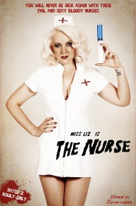 The nurses by Clover, with Tina Von Nekro