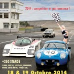 Poster of  the big auto fair Automédon, 2014