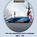 Promo picture for the big auto fair Automédon, 2012