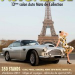 Poster of the big auto fair Automédon, 2013
