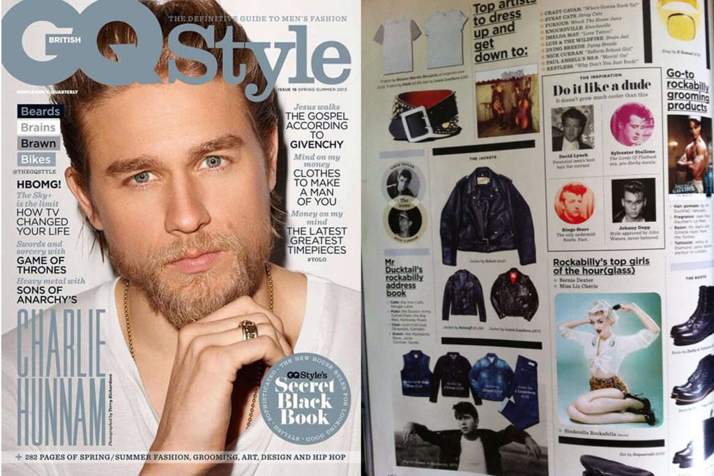 GQ Style, UK, march 2013