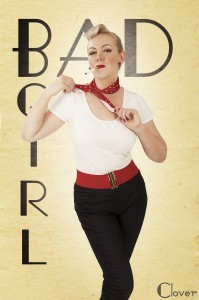Bad Girl by Clover