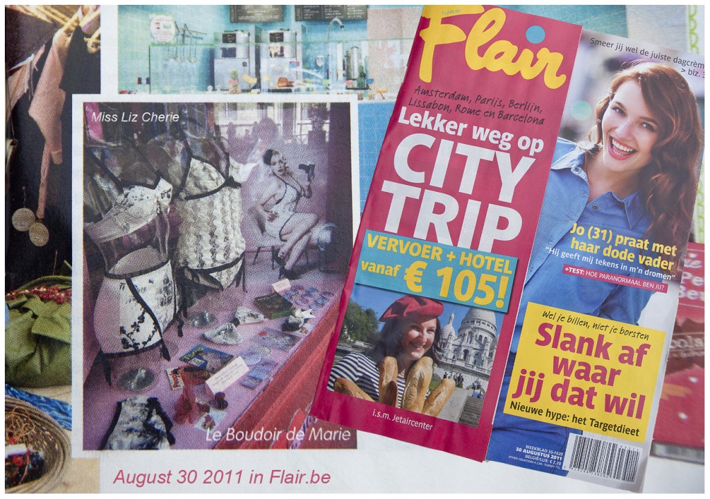 Flair, BE, aug 2011
