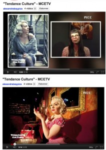 Tendance Culture, web TV, 25 sept 2011