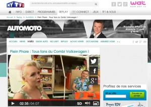Automoto, TF1, 28 aug 2014