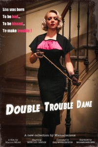 Double Trouble Dame by Manon Pello, graphism by me
