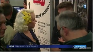 New on France 3, 17 nov 2012