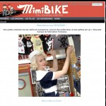 Promo picture for the kids clothing brand Mimibike