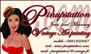 pinup station