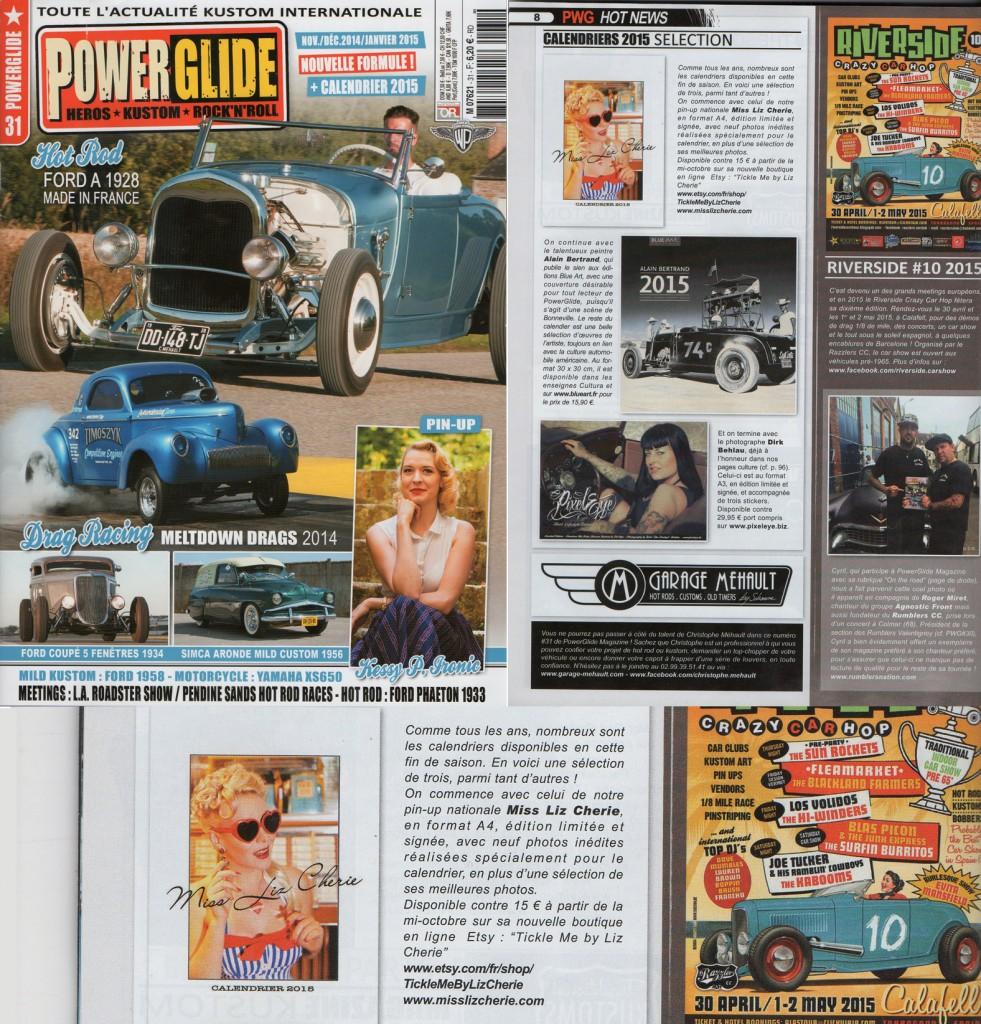 Powerglide, nov-dec 2014