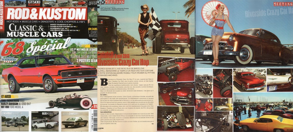 Rod & Kustom, july-aug 2013