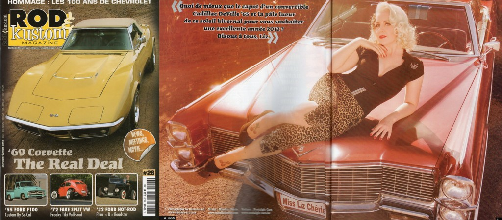 Rod & Kustom, jan-feb 2012