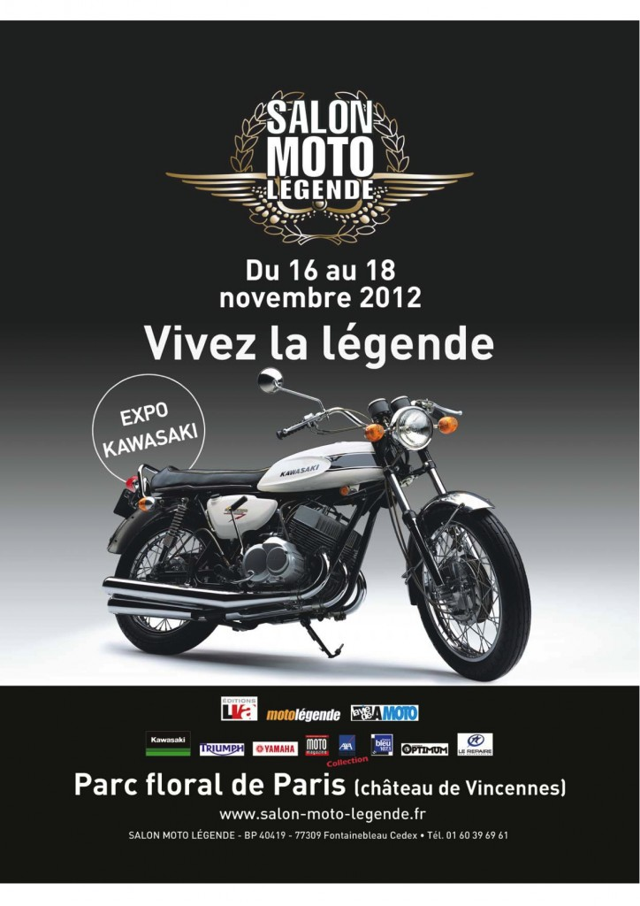 salon moto legende