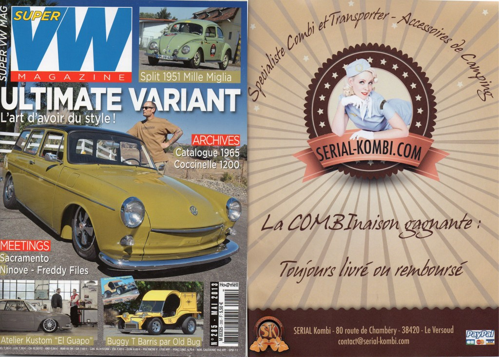 Super VW, may 2013