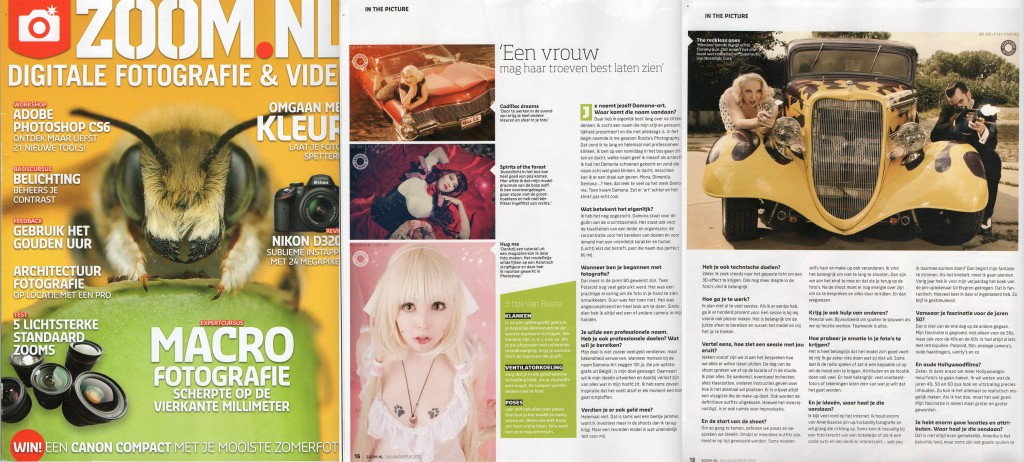 Zoom, NL, july-aug 2012